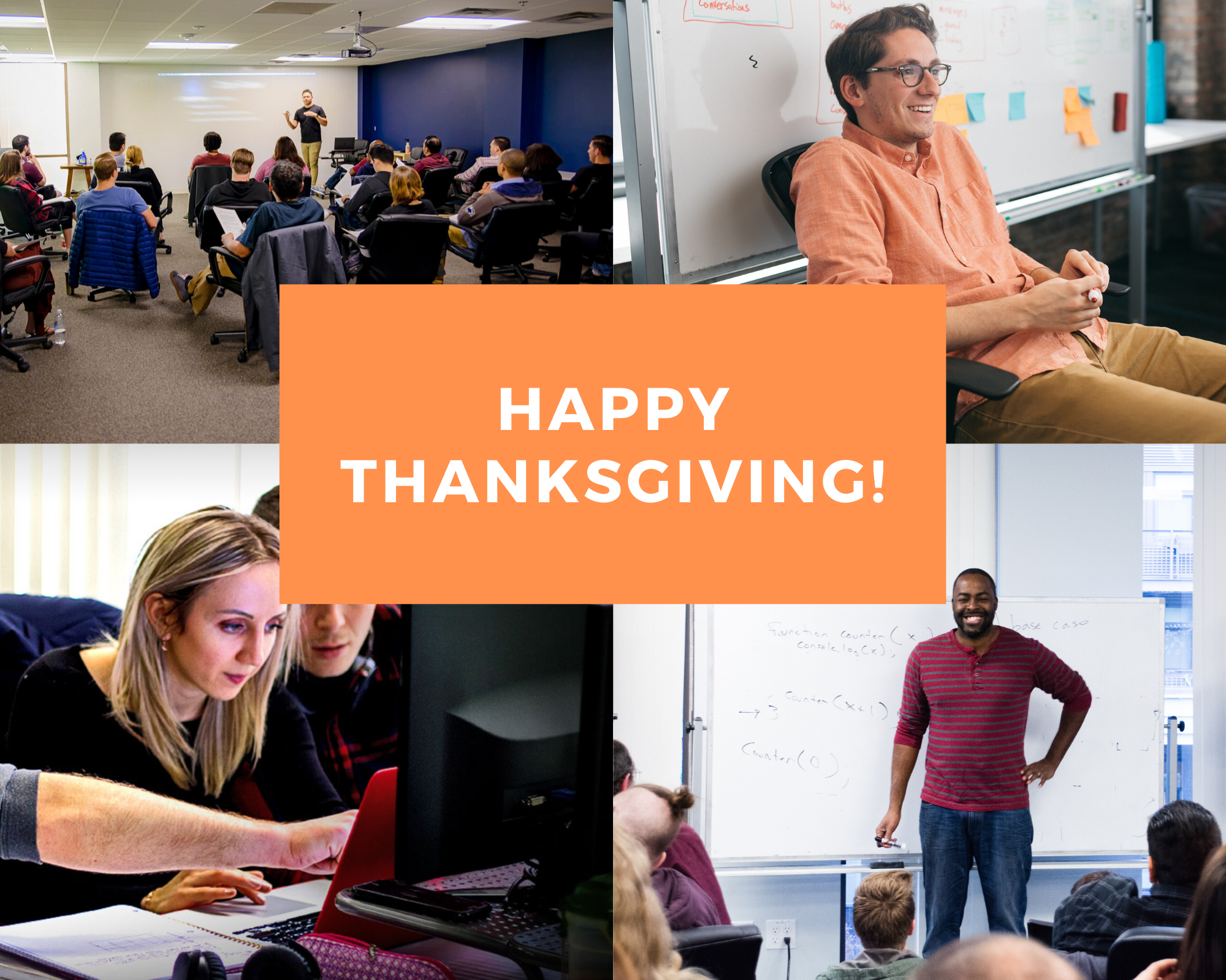 The Jobs, Employers & Alumni We're Thankful For This Year