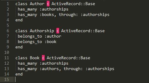 Ruby on Rails Examples | Coding Dojo