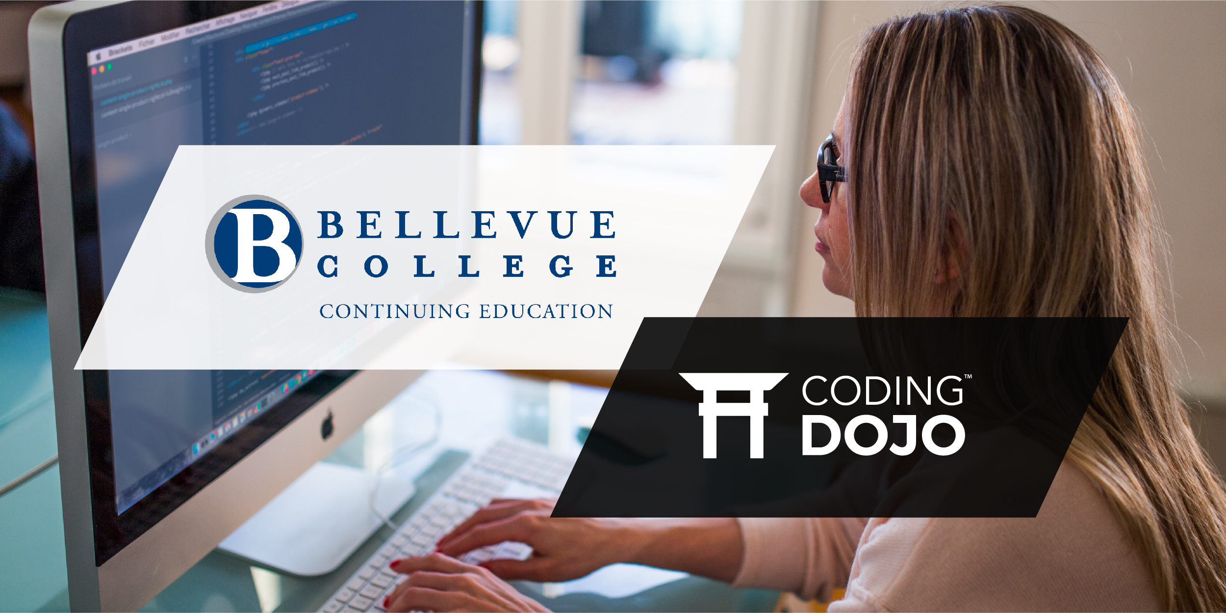 Announcing the Software Coding Series in Partnership with Bellevue College Continuing Education