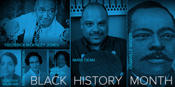 Black History Month: The Great African-Americans in Tech