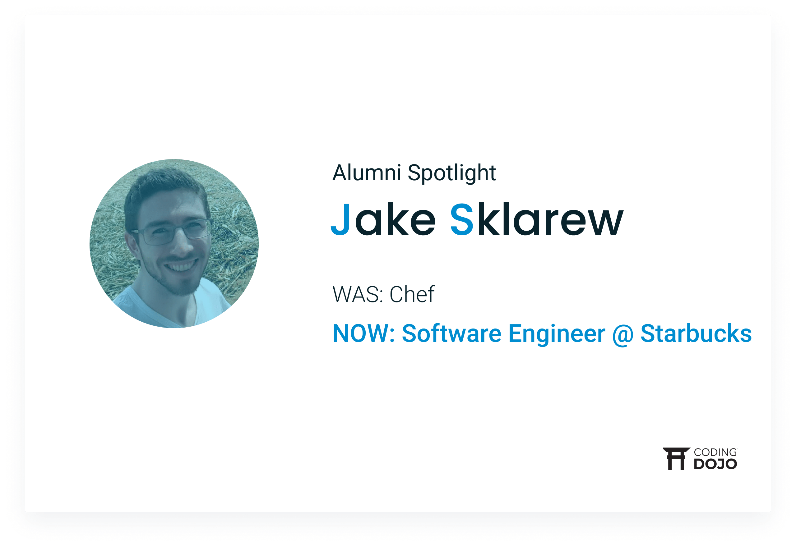 Coding Dojo Alumni Success | Jake Sklarew