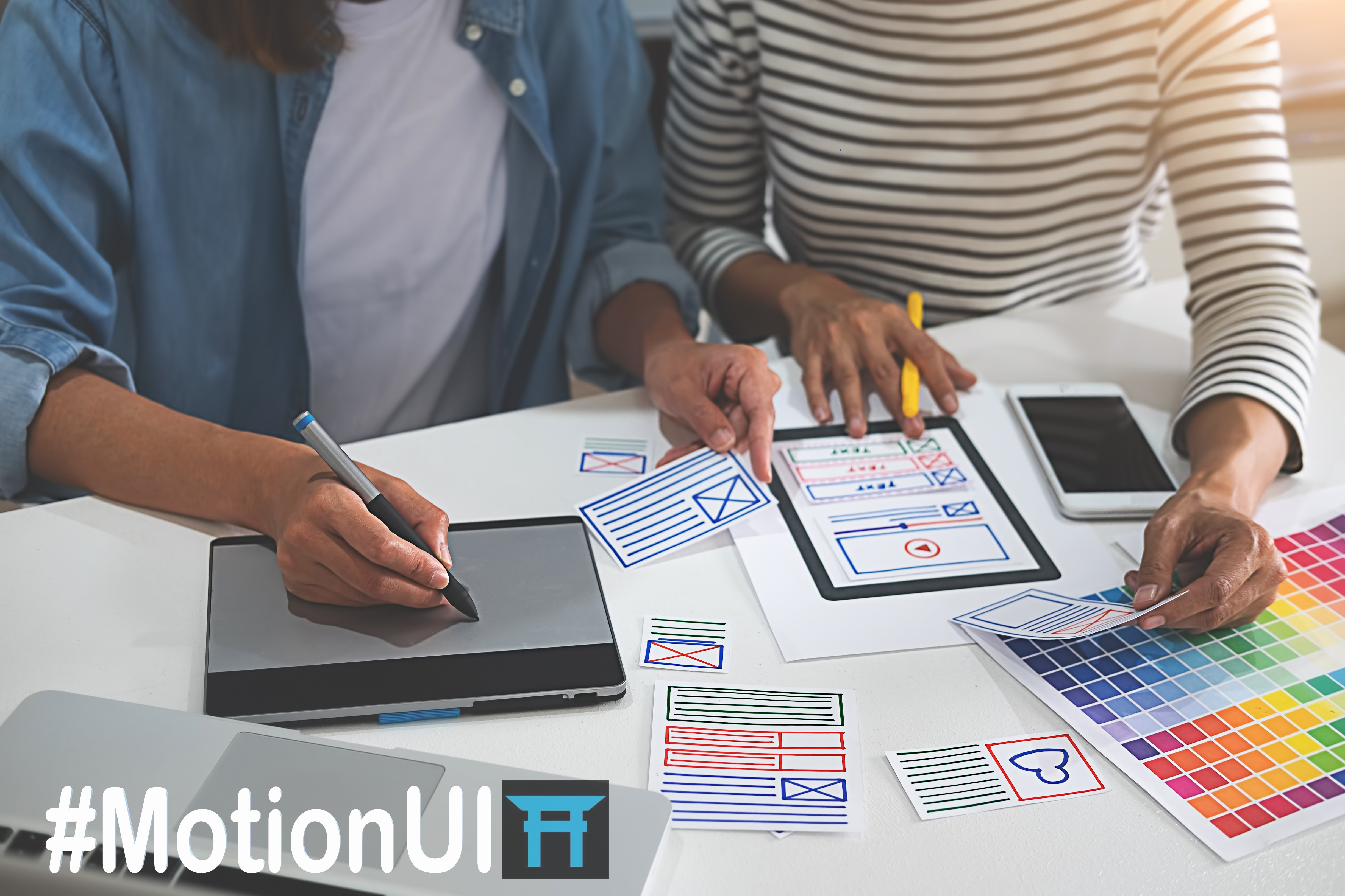 MotionUI  - MotionUI - Top 8 Web Development Trends of 2019