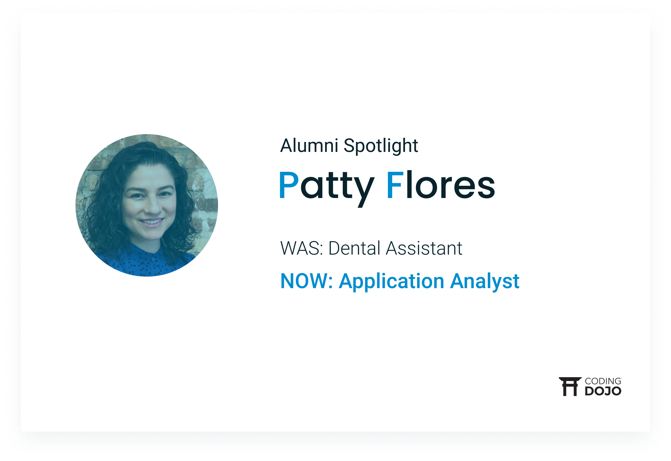 From Assisting Dentists To Deploying Applications | The Story of Chicago Alumni Patty Flores