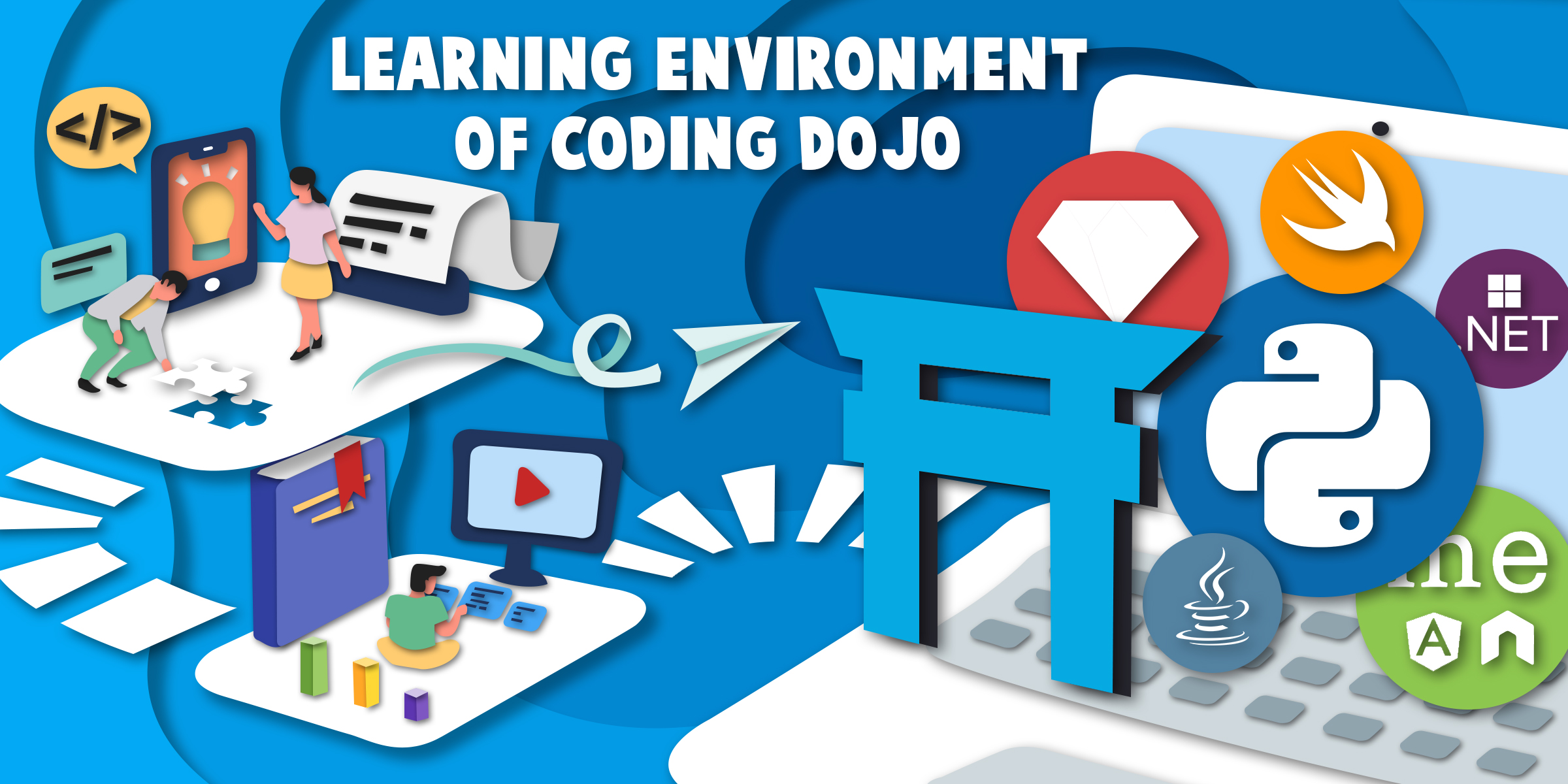 Impacts of the Learning Environment on Developer's Progress