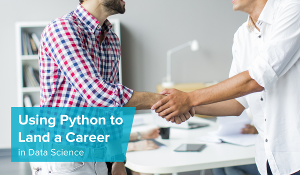 Using Python for Data Science