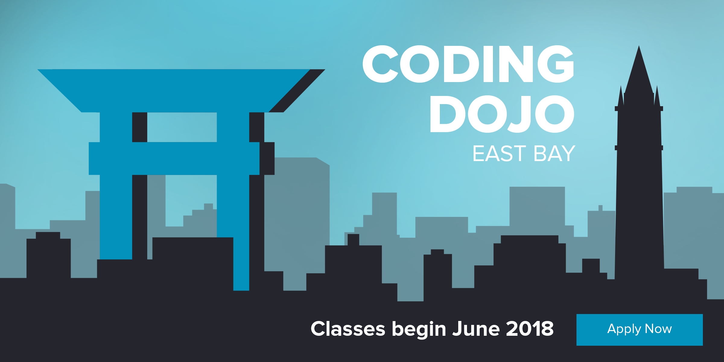 It's Official! Coding Dojo Expands to East Bay