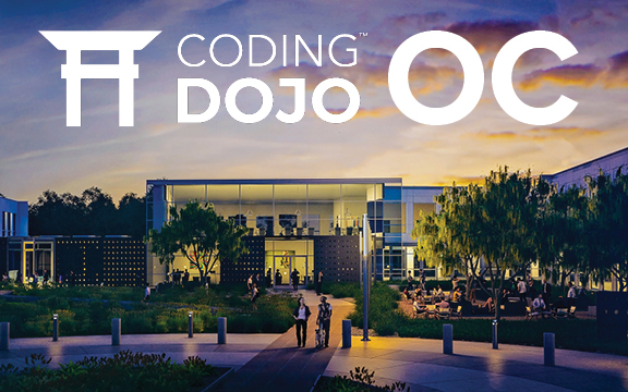 Citrusy Sweet: Coding Dojo Opening 2019 in Orange County, Costa Mesa