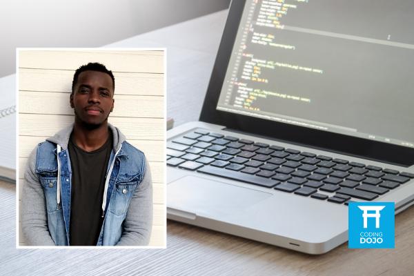 No computer experience? No problem. Meet African Refugee & Coding Dojo Graduate Yamin Hakizimana