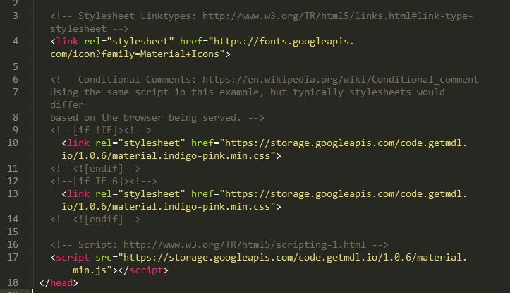 HTML5-examples