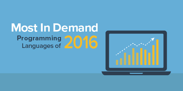 The 9 Most In-Demand Programming Languages of 2016 - Coding Dojo Blog