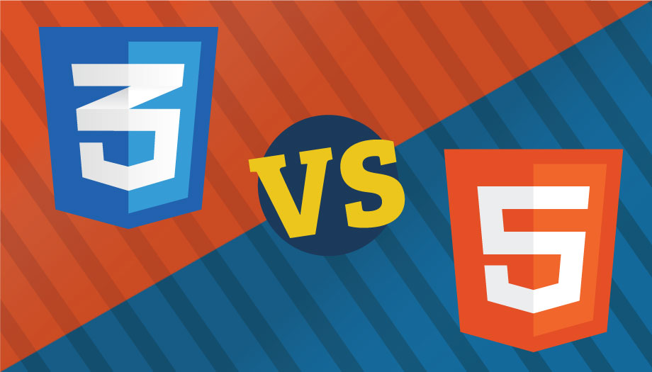Infographic: What's the Difference between HTML vs CSS?