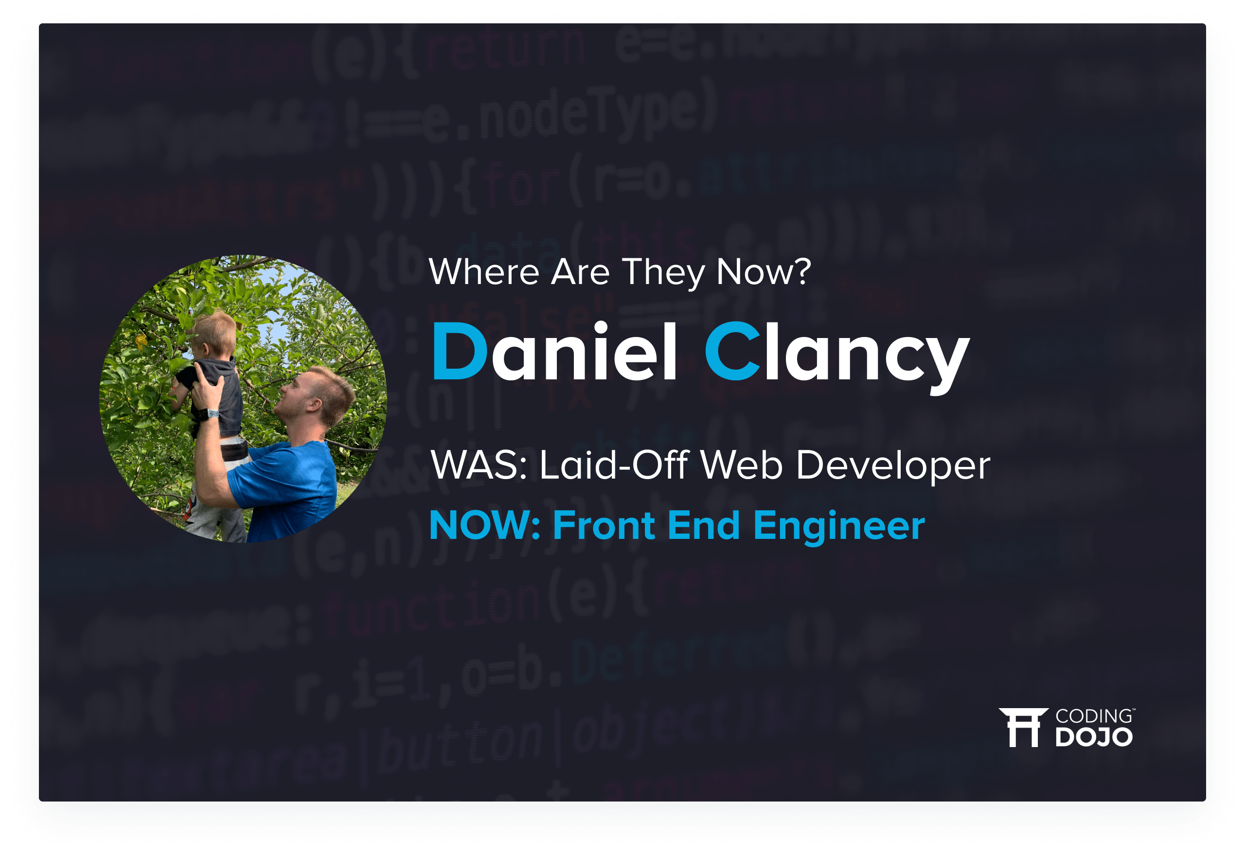 Coding Dojo Alumni Success | Daniel Clancy