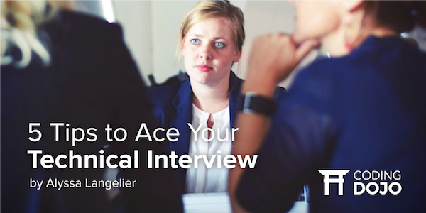 5 Tips to Ace Your Technical Interview