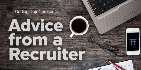 Tech Job Tips from a Recruiter