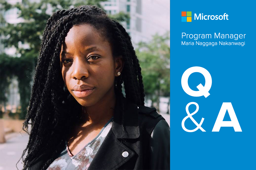 Intro to .NET: Q&A with Microsoft Program Manager Maria Naggaga Nakanwagi