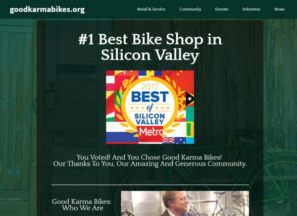 good-karma-bikes-website