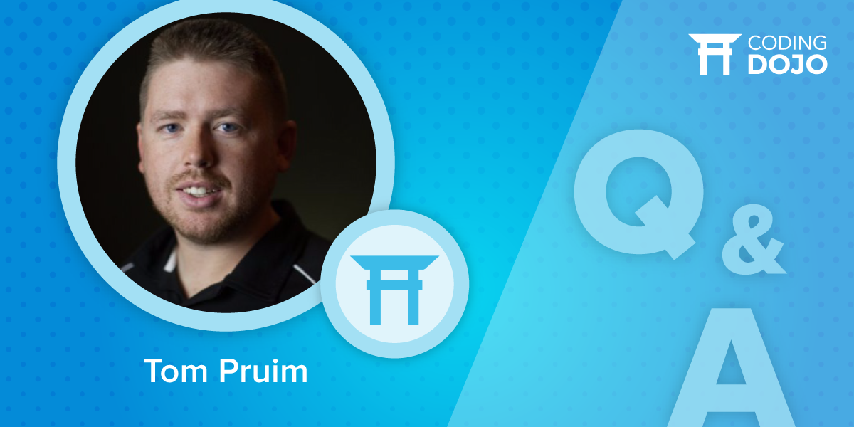 Alumni Spotlight: Tom Pruim From Chicago's First Cohort